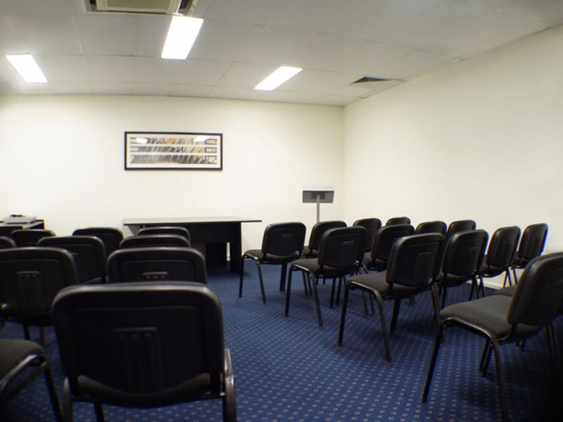 Training room up to 40 people