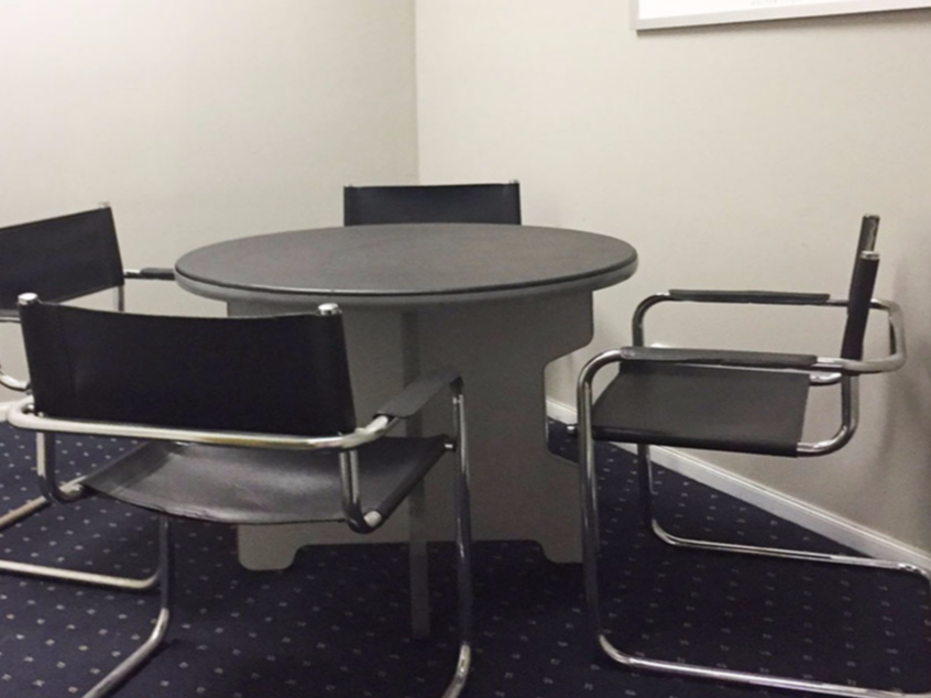 Meeting room for up to 4 people